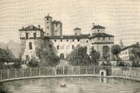 Castello di Gaglianico Xilografia