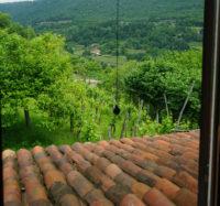 vista panoramica dalla stanza del B&B Antiche Pietre