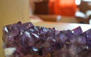 minerali collezione al B&B Antiche Pietre